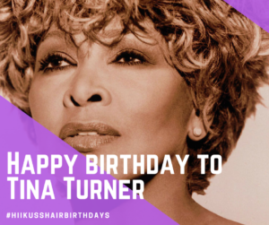 Happy Birthday Tina Turner