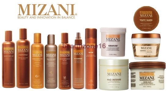mizani, afro hair produtcs, hiikuss hair salon, camberwell, london