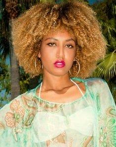 Afro hair colour, Hiikuss hair salon, camberwell, near brixton
