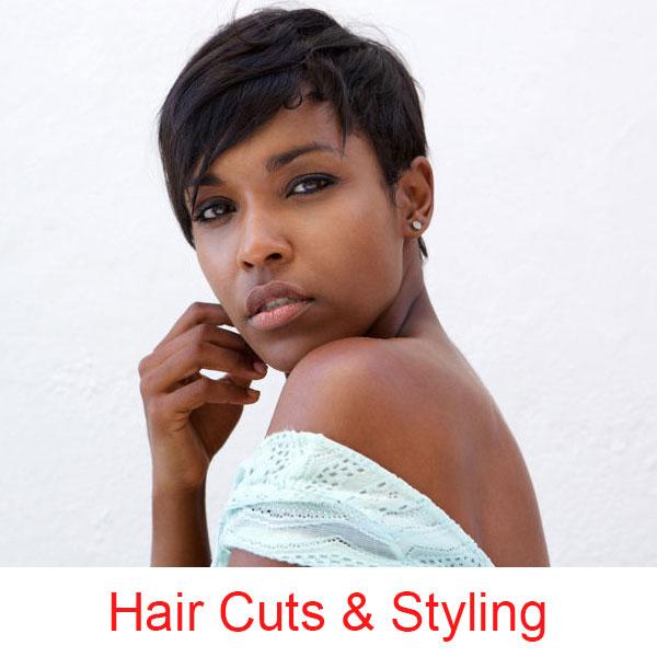 Hair Cuts & Styling