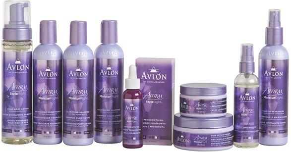 Avalon, Affirm, Product ranges, Hiikuss Hair Salon, afro hair salon, camberwell, london