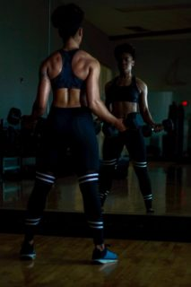 Gym Proof Hairstyles For Afro Hair