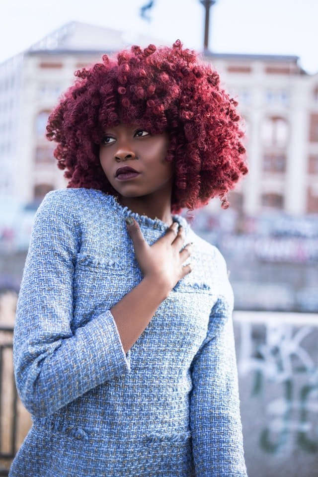 Hair Colour for Afro Hair, Afro Hair Salon in Camberwell, London