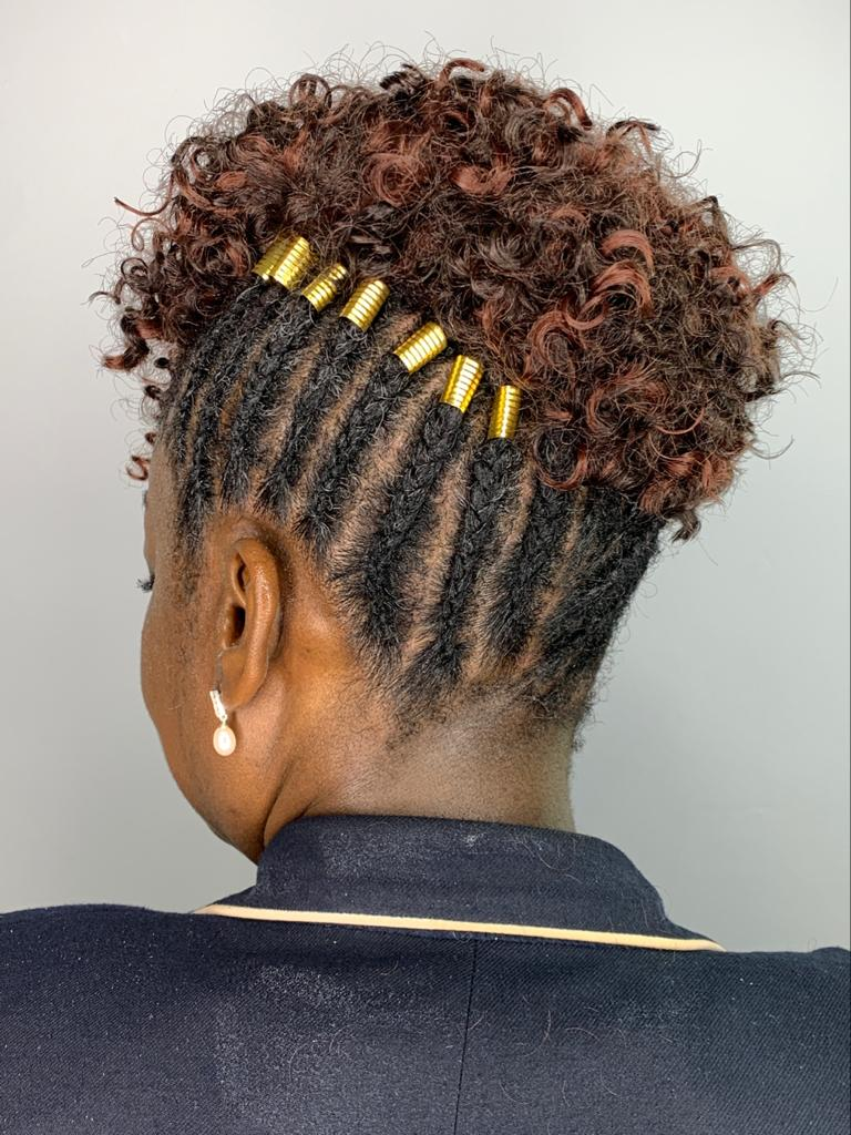 Hiikuss Hair Gallery Images, Afro Hair Salon in Camberwell, London