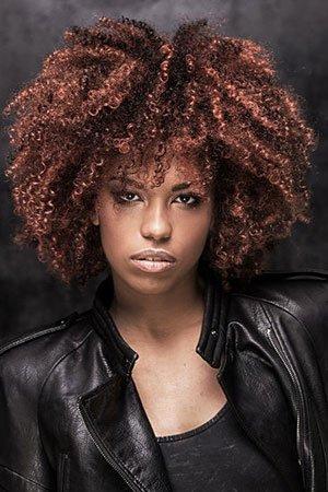 Afro Hair Colour, Hiikuss Hair Studio, Camberwell near Brixton