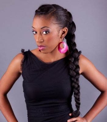 Braided afro hairstyles, the best afro hair salon in Camberwell, London